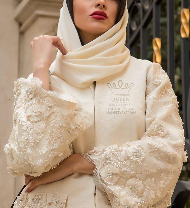 مدل مانتو شیک عروس 2019-98