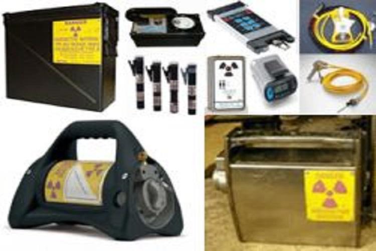 تجهيزات راديو گرافی صنعتی