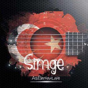 دانلود آهنگ جدید Simge به نام As Bayrakları