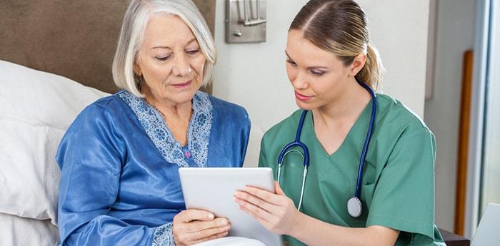 خطر تنهایی بیماران در خانواده در نبود دیگر اعضا