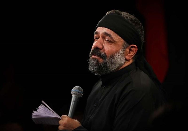 مداحی شب اول محرم 1398 با نوای حاج محمود کریمی + دانلود