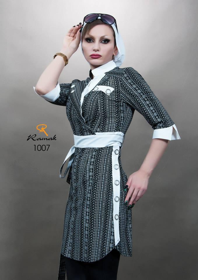 مانتو دخترانه جدید1394