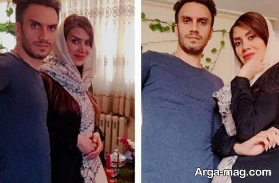 گلاره ناظمی داور فوتسال | بیوگرافی گلاره ناظمی و همسرش + اینستاگرام