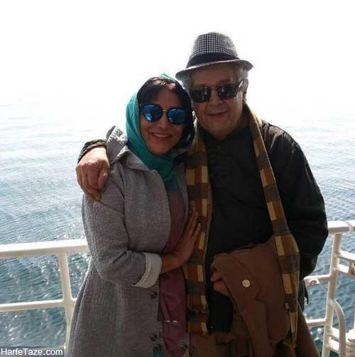 رضا فیاضی بازیگر   بیوگرافی رضا فیاضی و همسرش + دختر و پسر و فرزندانش