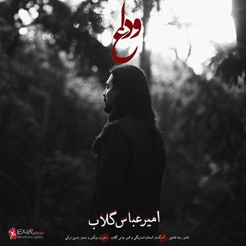 اهنگ وداع امیر عباس گلاب