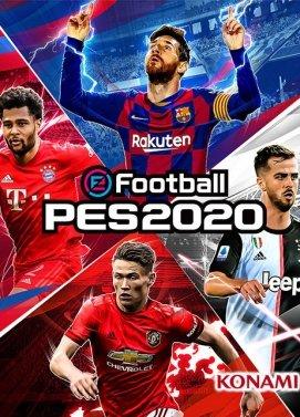 دانلود دمو بازی eFootball PES 2020 برای PC