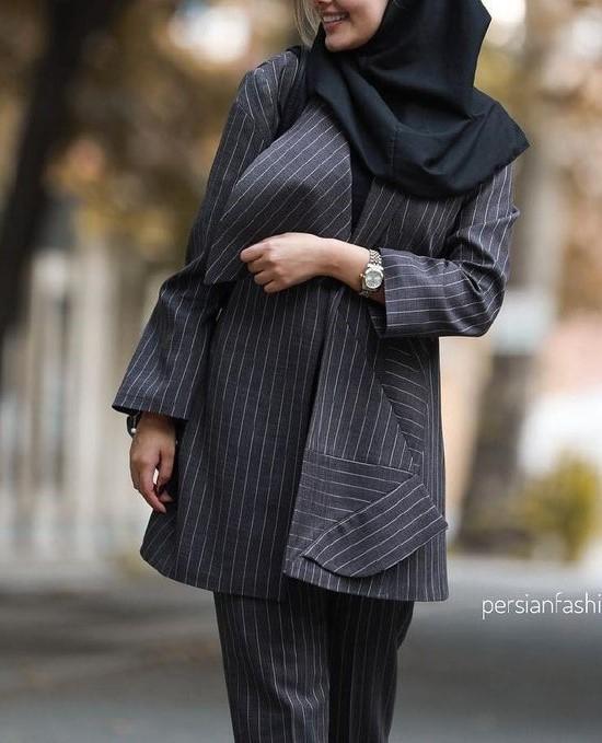 مدل مانتو پاییزی دخترانه سال 2019