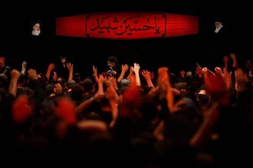 دانلود نوحه های شب تاسوعا 98 از حاج محمود کریمی