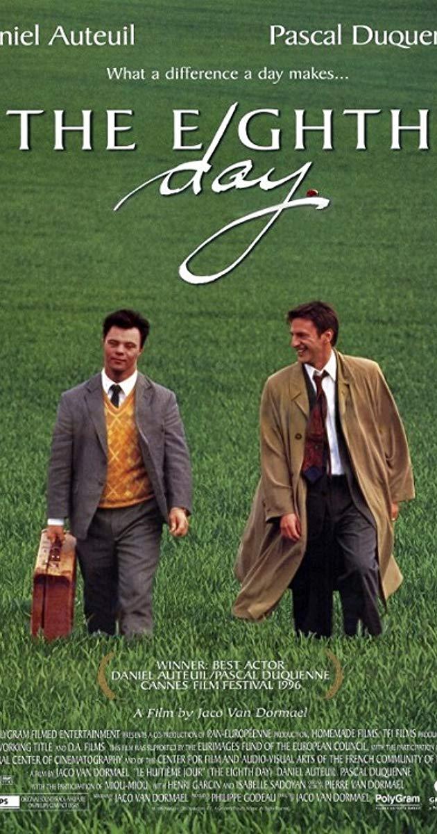 دانلود فیلم روز هشتم 1996 دوبله فارسی  و سانسور شده