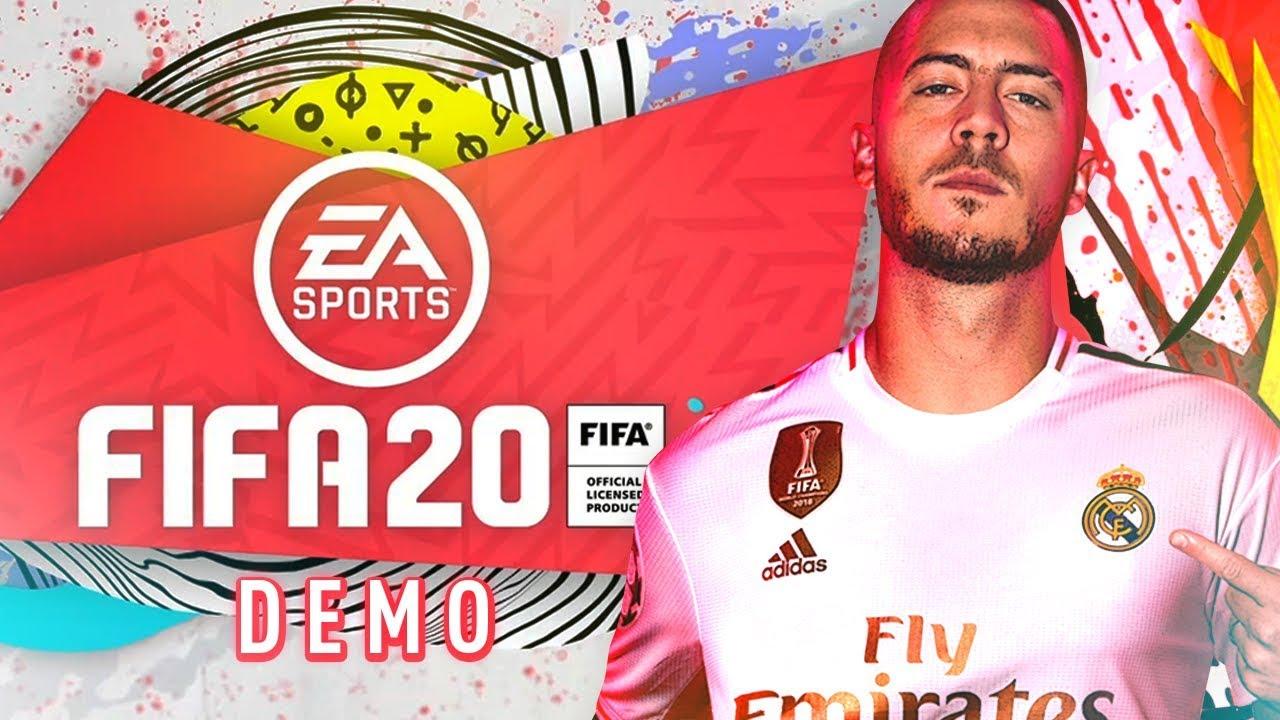 دانلود دموی بازی FIFA 20