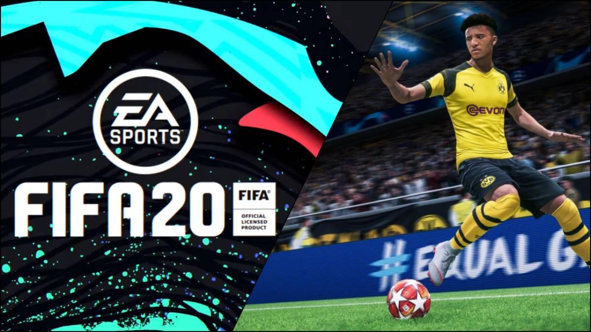 گیم پلی اول از دموی بازی FIFA 20