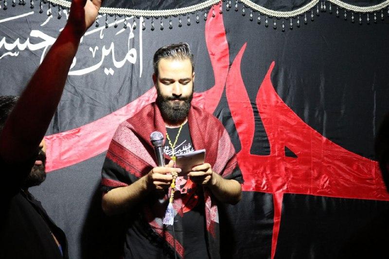 دانلود عکس و والپيپر HD | کربلایی هادی گلستانی شب هشتم محرم الحرام 1398