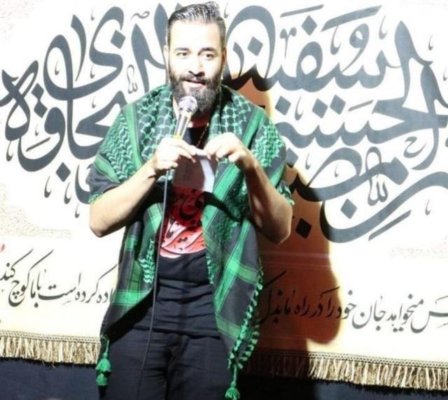 دانلود عکس و والپيپر HD | کربلایی هادی گلستانی شب تاسوعای حسینی(ع) محرم الحرام 1398