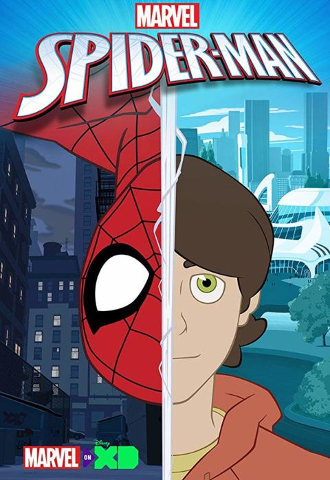 دانلود سریال Spider-Man با لینک مستقیم