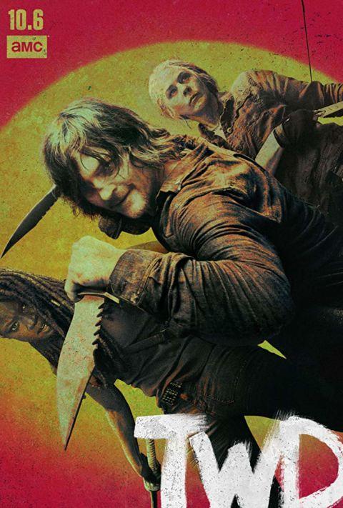 دانلود سریال The Walking Dead با لینک مستقیم