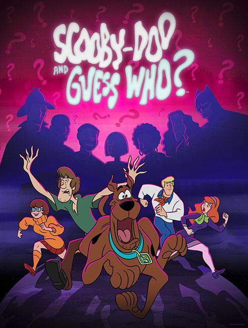 دانلود کارتون سریالی اسکوبی دو Scooby-Doo and Guess Who? 2019 WEB-DL