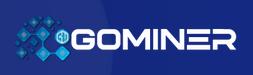 استخراج ابری بیتکوین و ارزهای دیجیتال با 300 GH پاداش عضویت Gominer