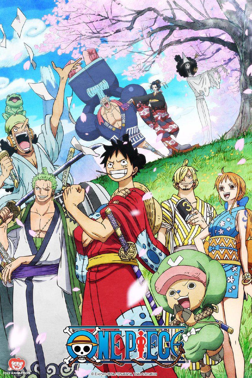 دانلود زیرنویس فارسی انیمه One Piece