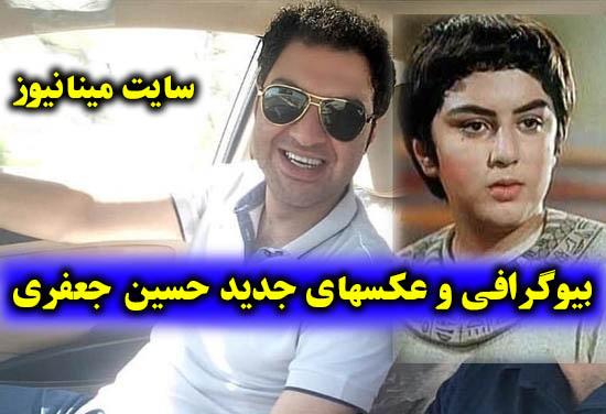 عکس های جدید حسین جعفری بازیگر نقش کودکی یوسف پیامبر در سریال