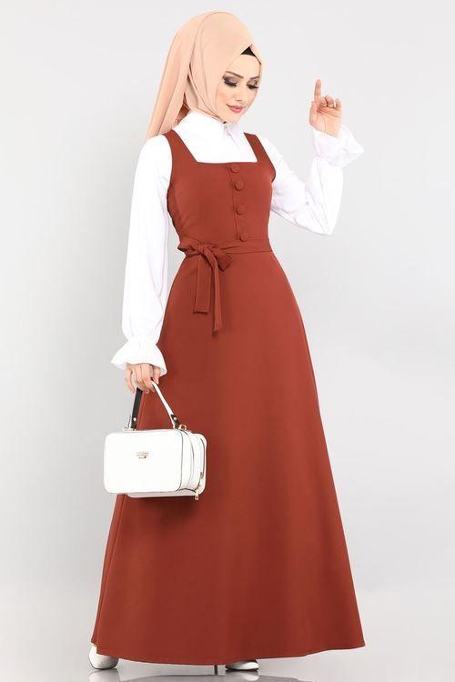 مدل مانتو سارافن بلند