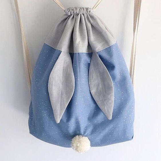 مدل کیف پارچه ای بچه گانه