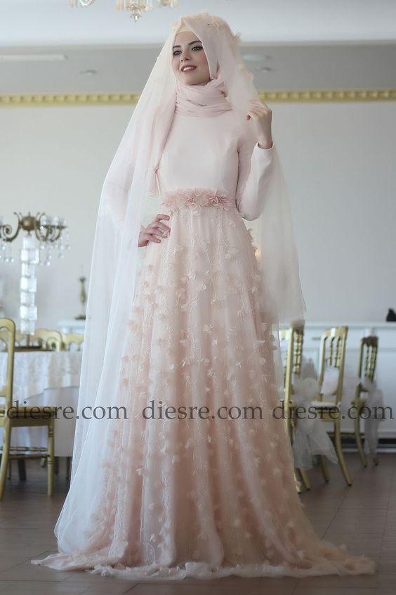 جدیدترین مدل لباس عروس پوشیده