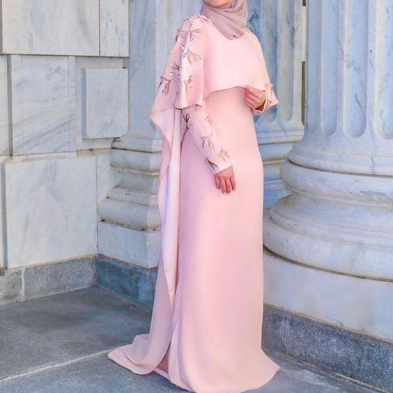 مدل لباس عروس پوشیده شیک