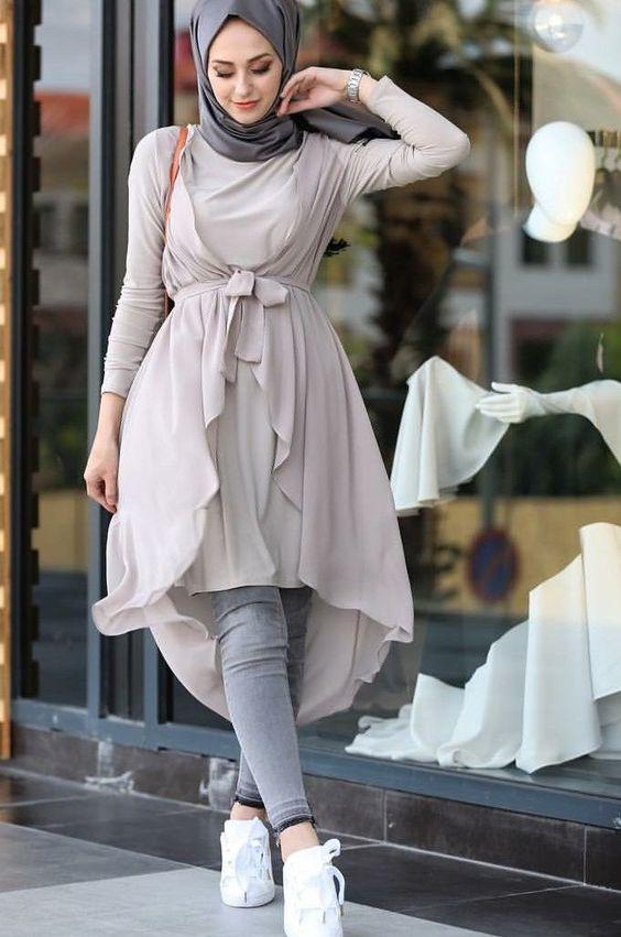 مدل مانتو شیک دخترانه ۲۰۱۹