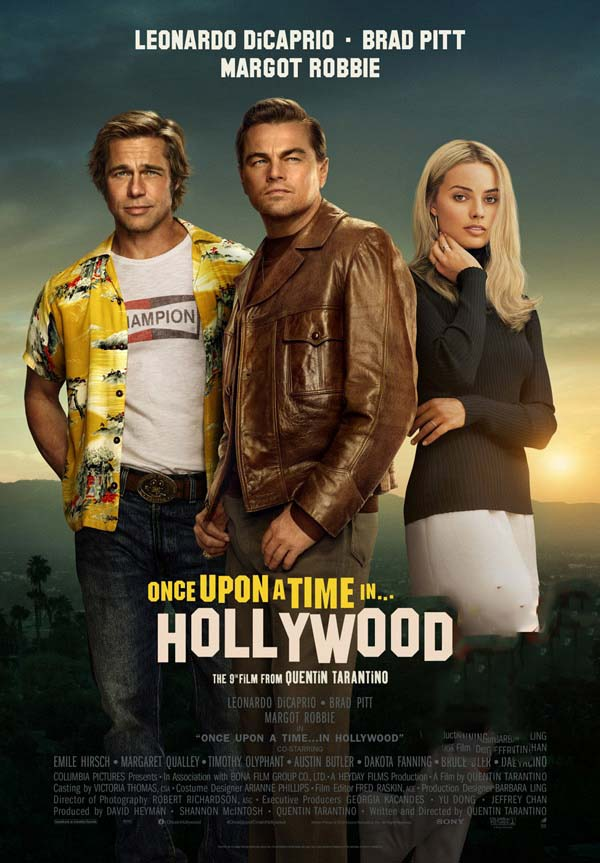دانلود فیلم Once Upon a Time in Hollywood 2019 با زیرنویس فارسی چسبیده
