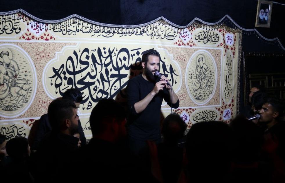 دانلود عکس و والپيپر HD | کربلایی هادی گلستانی شادت امام حسن مجتبی(ع) 7 صفر 1398