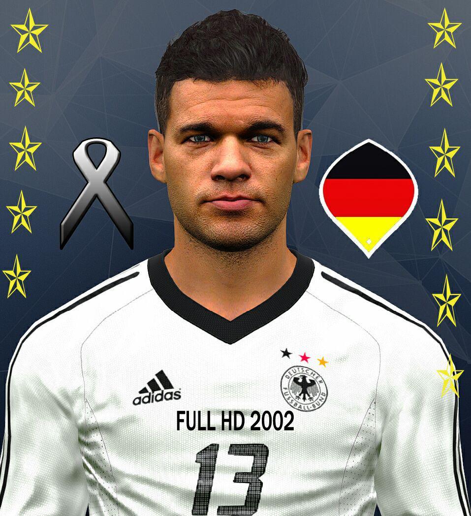 فیس میشائیل بالاک از آلمان جام جهانی ۲۰۰۲ pes17