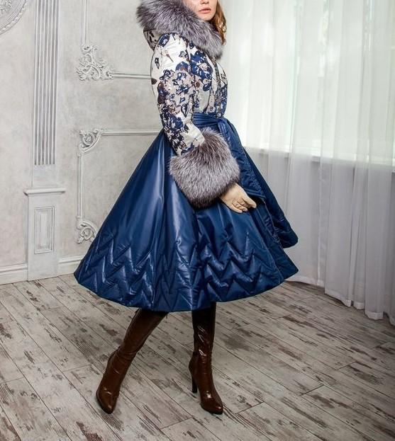 مدل پالتو دخترانه با کلاه