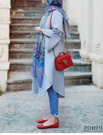 مدل پالتو دخترانه اینستاگرام