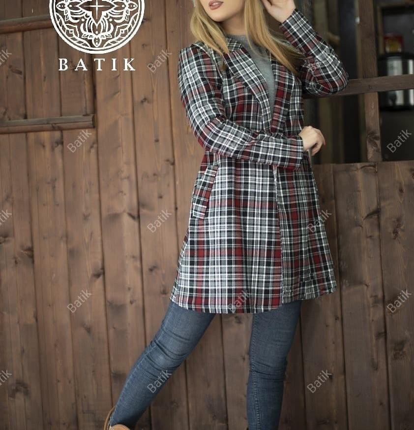 مدل کت دخترانه اسپرت بلند