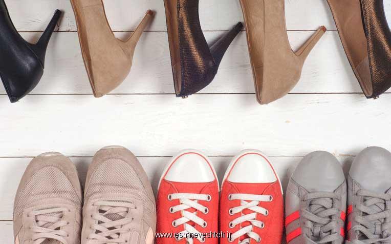 5 ویژگی کفش خوب و مناسب - عکس کده