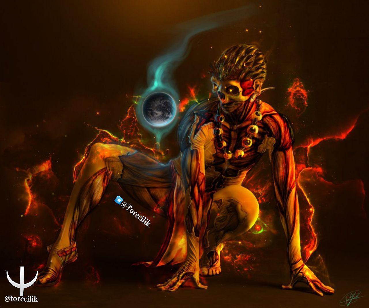 میکتلان تکوتلی:خدای جهنم