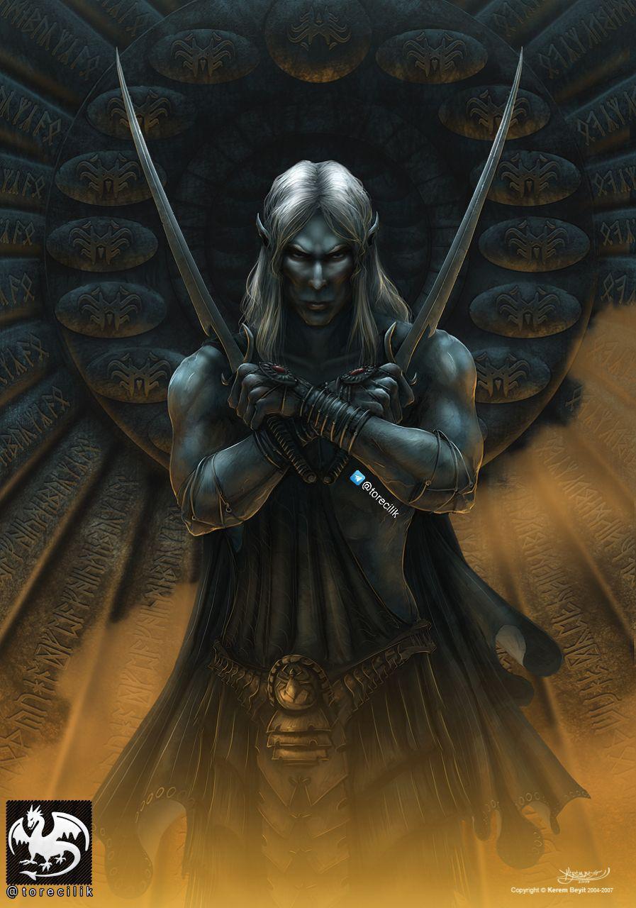 اربوس: خدای جهنم یا جهنم ابدی!