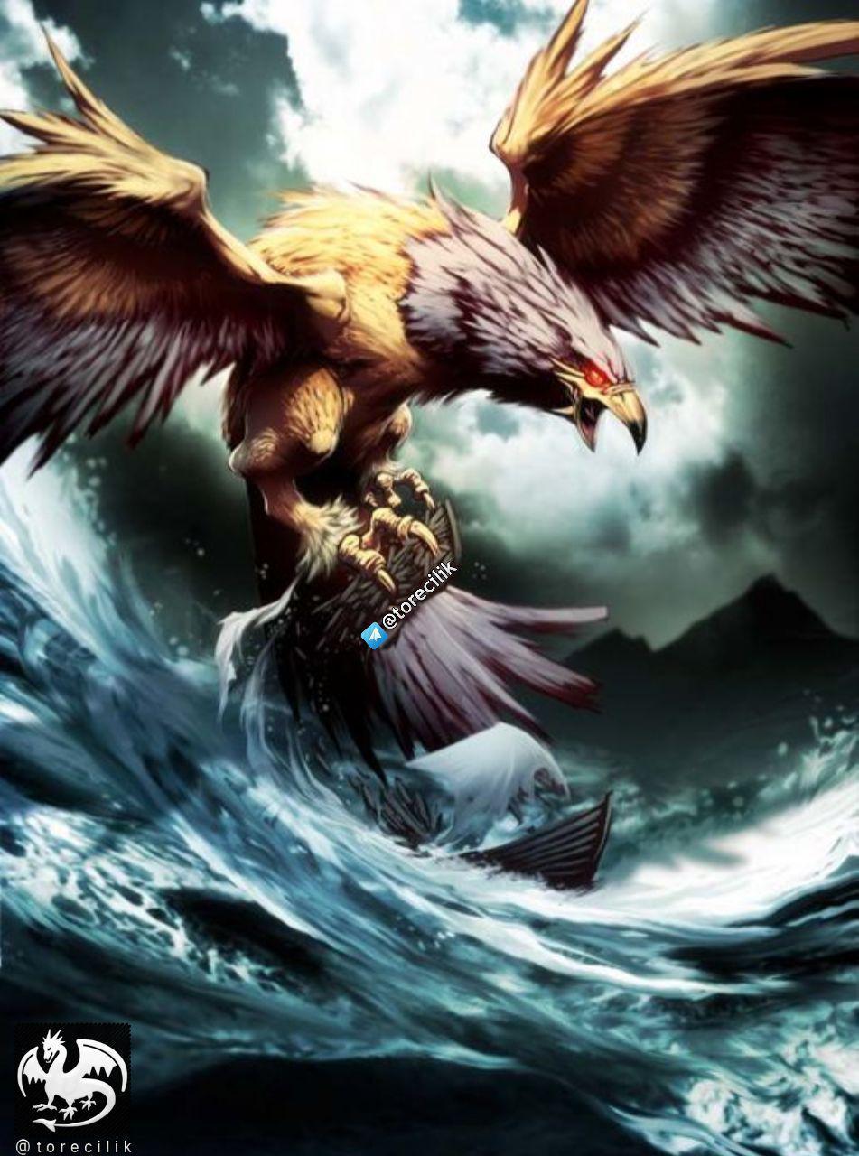 زیز: پرنده عظیم جثه