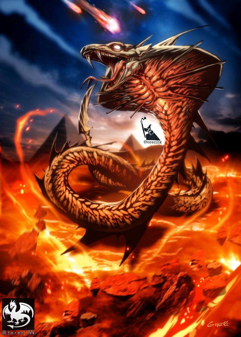 آپوفیس: مار جهنمی