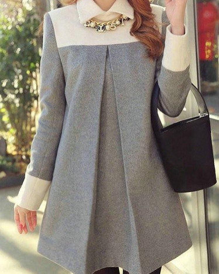 مدل پیراهن دخترانه پاییز