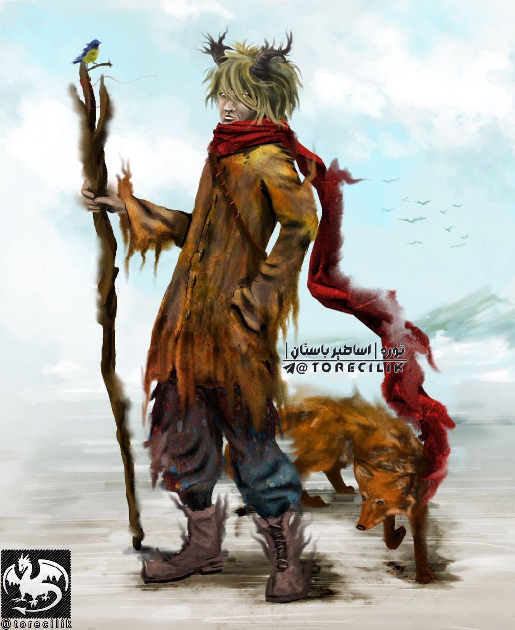 آرچورا: روح جنگل
