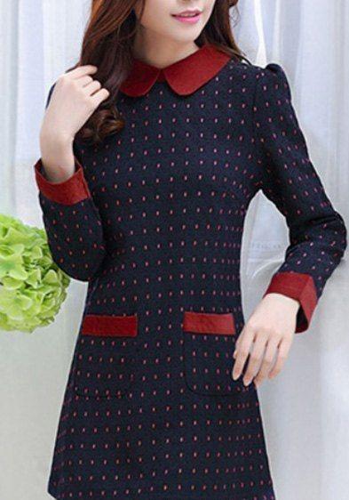 مدل لباس پاییزی دخترانه اینستاگرام