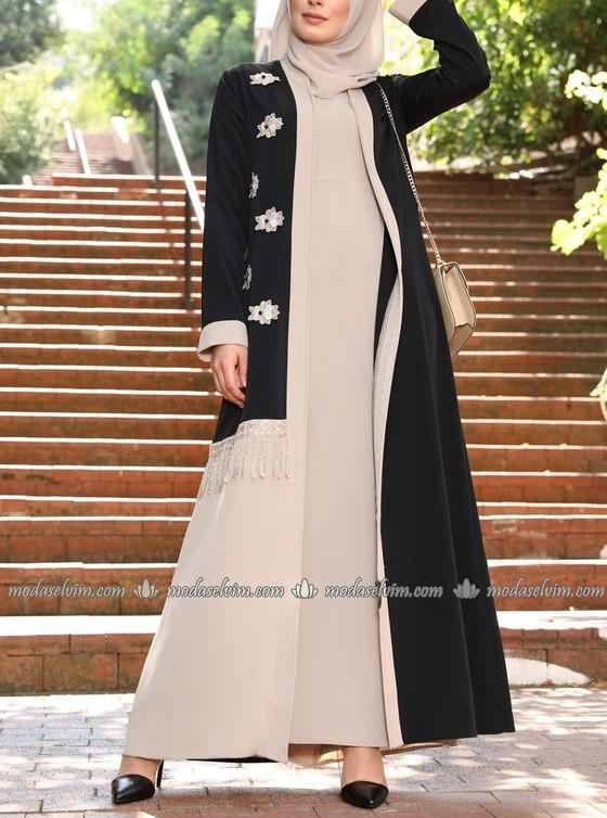 مدل مانتو بلند زنانه سایز بزرگ
