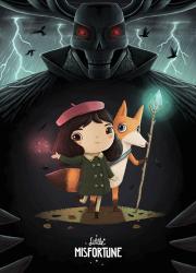 دانلود بازی Little Misfortune نسخه SKIDROW برای کامپیوتر