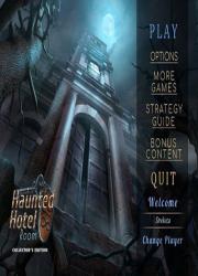 دانلود بازی Haunted Hotel 18: Room 18 Collector's Edition