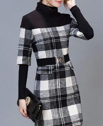 مدل لباس دخترانه پاییزی