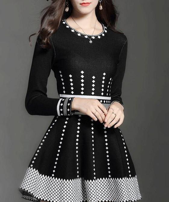 مدل پیراهن دخترانه پاییزی 98