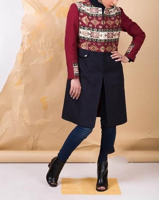 مدل مانتو پاییزی کوتاه دخترانه
