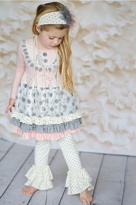 مدل لباس دختربچه ها