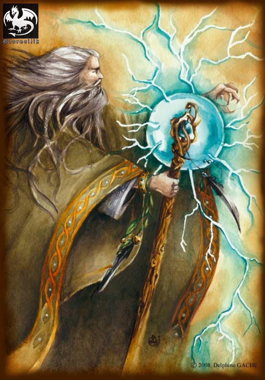 مرلین: جادوگر بزرگ